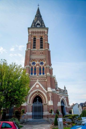 église de caudry, enterrement et cérémonie religieuse